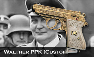 Walther PPK Custom
